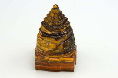 Tiger's Eye Shree Yantra