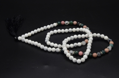 Mala For Solving Relationship Isterling Silverues & Removing Confusion