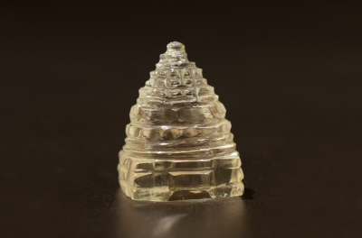 Shree Yantra Clear Quartz