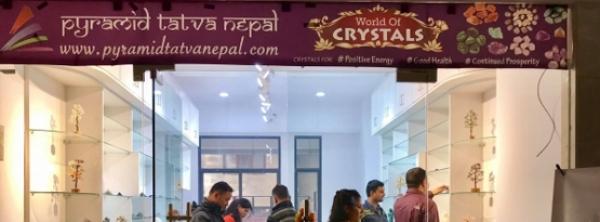 Pyramid Tatva Nepal Store Opens