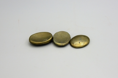 Golden Pyrite - Worry Stone