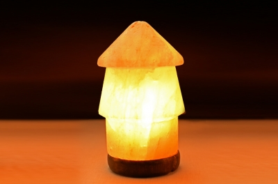Himalayan Pink Salt Lamp Conical